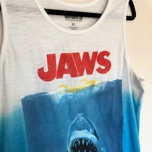 jaws Shirts - Jaws tank top